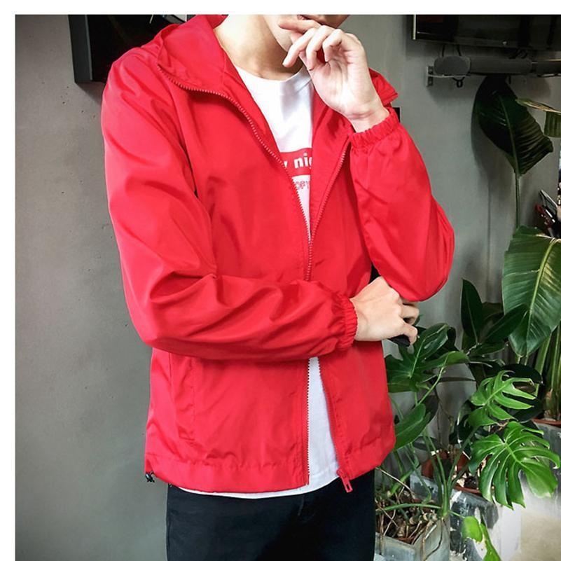 a386800ab Compre Jaquetas Plus Size Masculinas E Femininas, Macacão À Prova De Vento  306 De Clothfirst, $41.05 | Pt.Dhgate.Com