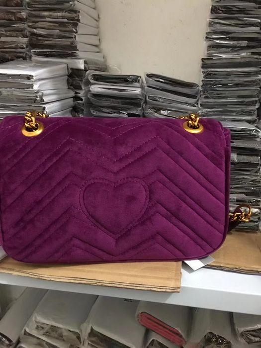 71fb3258f374 Compre 2018 TOP Moda Bolsa De Maquillaje De Cadena Negra Famoso Bolso De  Fiesta De Lujo Marmont Bolso De Hombro De Terciopelo Womendesigner Bags  Free ...