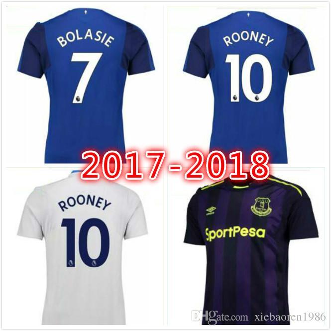 Official Store Everton 10 Lukaku Home Soccer Club Jersey 45c28 85a24