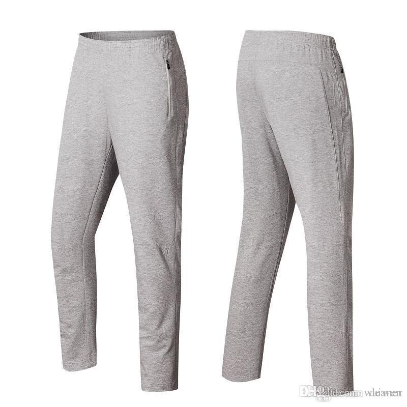 Compre 2017 Nuevo Algodón Jogging Pantalones Legging Deporte Hombres  Basketbol Tayt Escalada Pantalones Para Mujeres Largos Pantalones De Ocio  Vansydical ... 2cff839427413