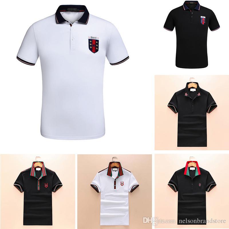 In 2018 The Latest Designer Men S Wear Designer T Shirt High