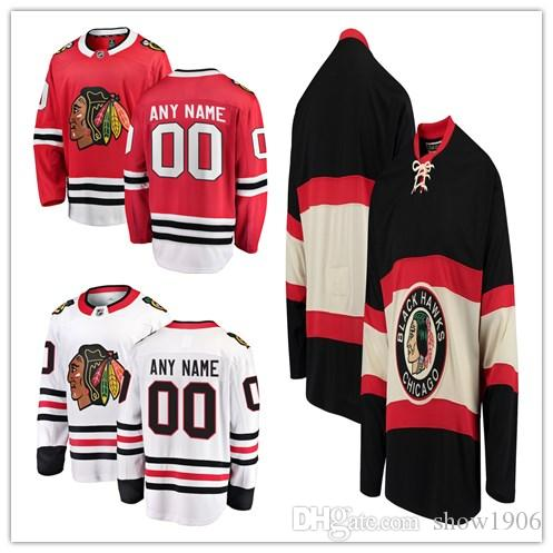 Custom 2018 Chicago Blackhawks Jersey Personalized Any Name Any Number  Stitched Men Women Youth Hockey Jerseys S 4XL UK 2019 From Show1906 85f7c3a7e07