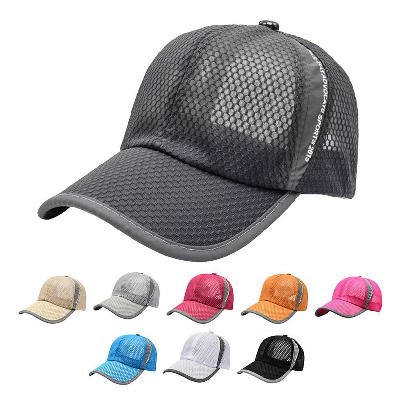 260f2ac71f LASPERAL 2018 Baseball Cap Casual Summer Autumn Sport Caps Drop Shipping  Women Snapback Hat Summer Messy Bun Mesh Hats Flexfit Hats For Men From  Jianyue16, ...