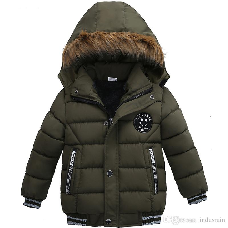 abb9c45c4 new design 5db8c 2a43a product image toddler boys hooded puffer ...