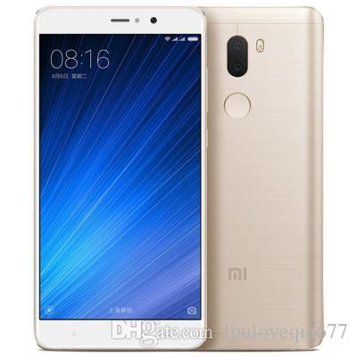 XIAOMI MI 5S PLUS 6GB RAM 128GB ROM Qualcomm Snapdragon 821 2.35GHz Quad Core 5.7 Inch 2.5D FHD Screen Android 6.0 4G LTE Smartphone
