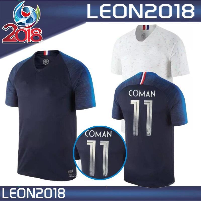 best loved 9859c 63242 france team jersey 2018