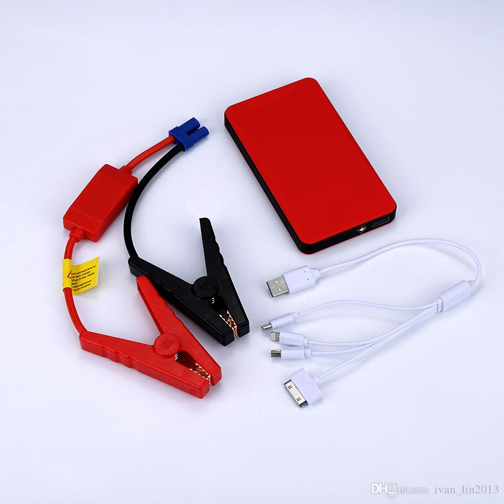 YENTL 8000mAh car jump starter power bank 12v emergency car battery booster for Car Mobile Tablet Camera