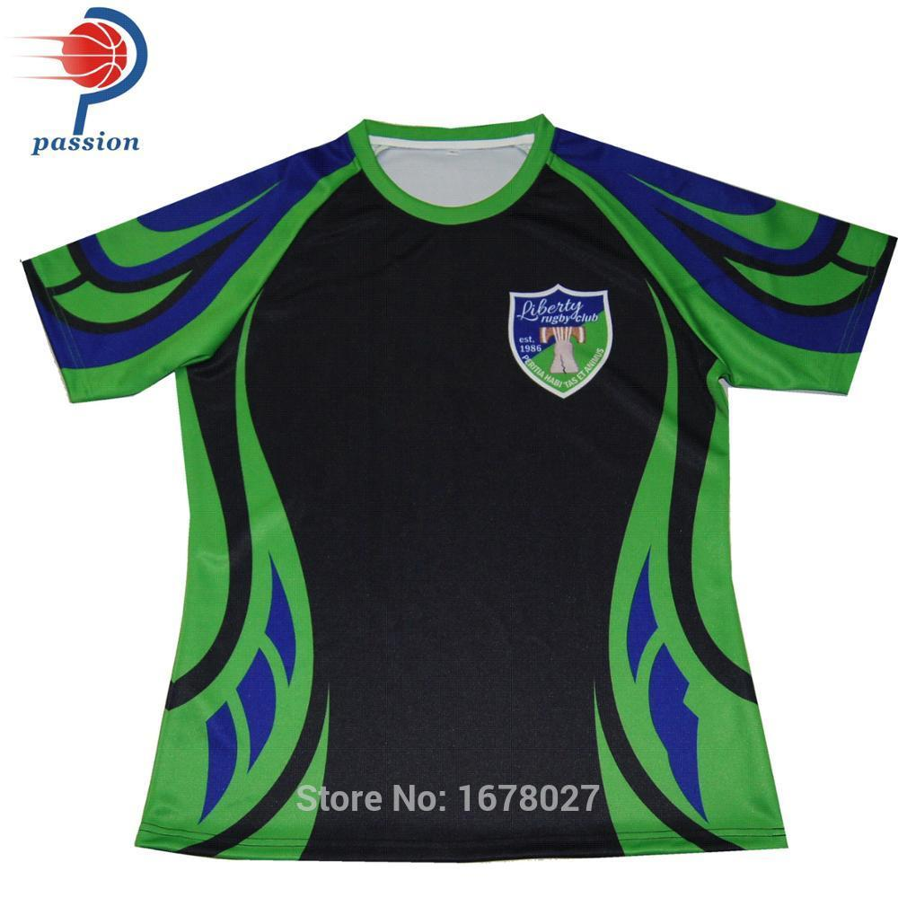 4e4d30797d7 2019 Sublimation Rugby Jersey Custom Size Color Team Jersey On Sale From  Yangmeijune, $191.74 | DHgate.Com