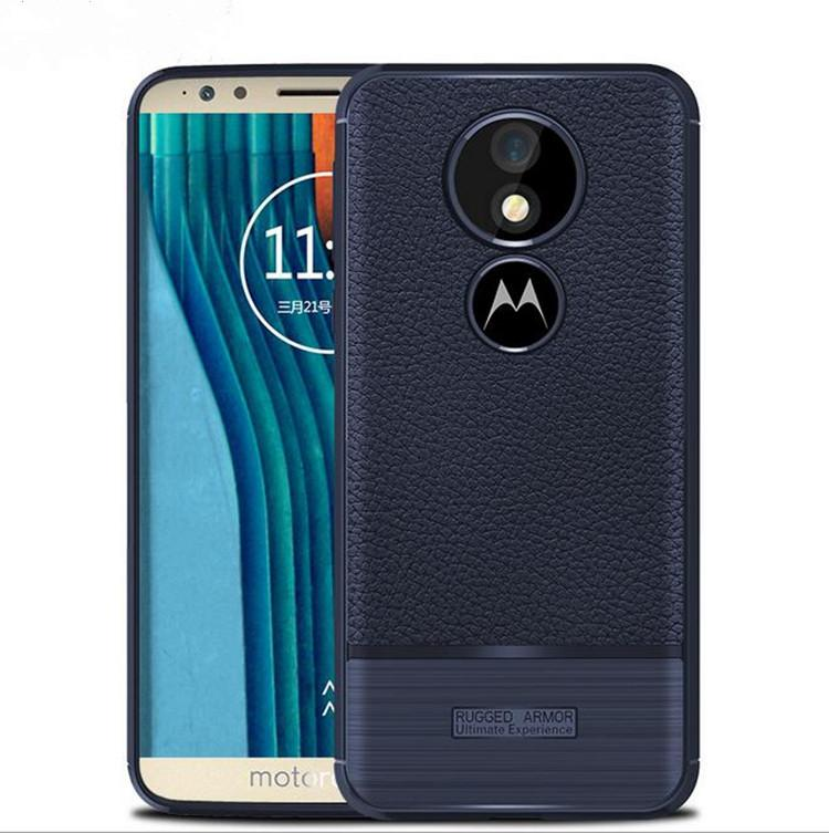 Phone case For Motorola Moto G6 Play G6 Plus For huawei Y7 Prime 2018 Shockproof Amor TPU Cover with opp bags C