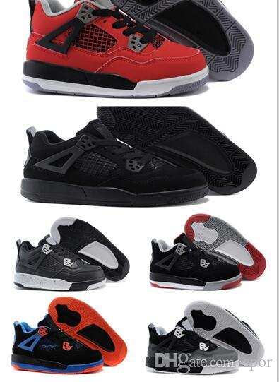 Jordan Black Acheter Nike Air Retro Shoes 4s Og Chaude Cat Vente OPkiuZTX
