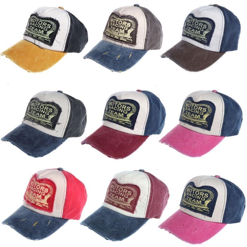 0cce43b5b10 Women Men Baseball Cap Snapback Hat Hip-Hop Adjustable Bboy Caps ...