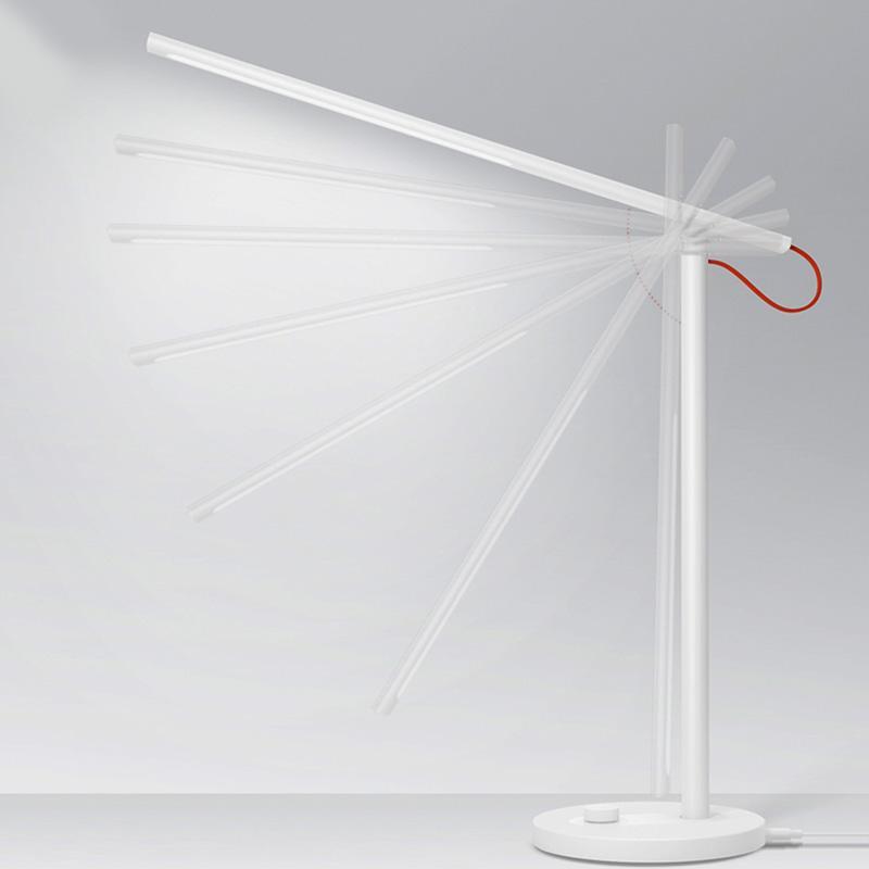 Pour Avec Lumière Activé Xiaomi Mijia Bureau Mi De Table Smart Lampe Lecture La Travailler Obscurcissement Wifi Led lF1cKTJ
