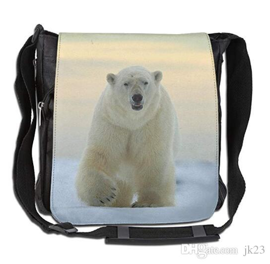 7b4e5a9794 Crossbody Messenger Bag White Cute Bear Waves Shoulder Tote Sling Postman  Bags One Size Postman Bags Messenger Bag Crossbody Bag Online with   57.98 Piece on ...