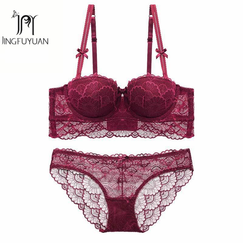 35bb09dd0d 2019 Women S Underwear Set Intimate Fashion Woman Bras Ladies Lingerie Set  Intimate Lace Lingerie Gifts For Women Bra And Panty Sets From Weilad