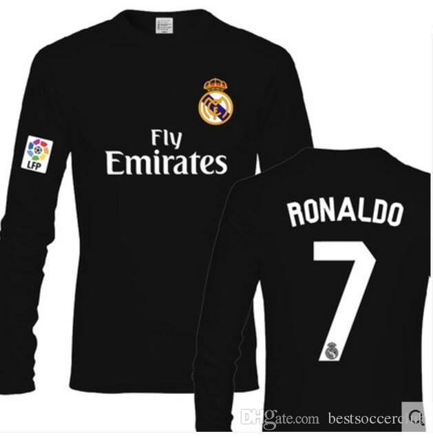 Compre T Shirt De Algodão Solto Casual De Algodão De Manga Comprida Fãs  Mulheres Amantes Ronaldo Messi NEYMAR JR Bottoming Camisa De Futebol Jersey  De ... 3e458e18171ed