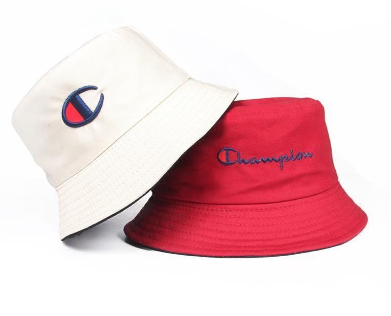 d29695fe New Spring and summer hat brand fisherman's hat fisherman's hat women  champion harajuku men and women wear sunshade hats
