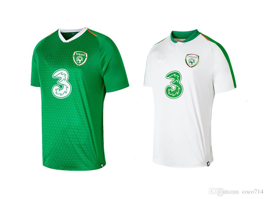 1ee855bdc 2019 2018 2019 Ireland Soccer Jerseys Home Away Republic Of Ireland FAI  DUFFY McCLEAN LONG ROBINSON Football S From Coco714, $13.79 | DHgate.Com