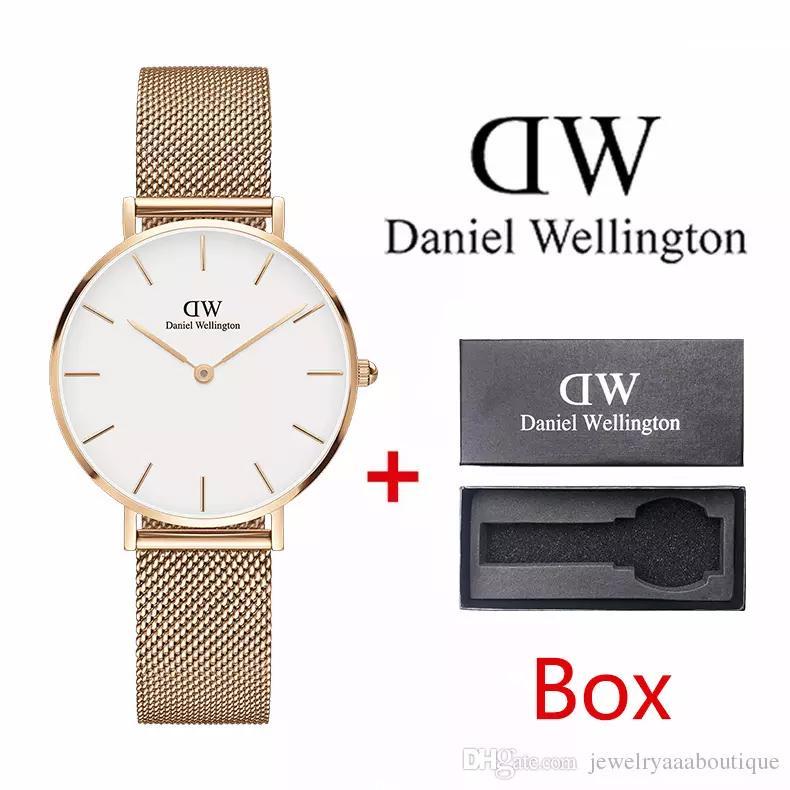 Men's Watches 2017 Brand Gold Mesh Belt Stainless Steel Watch Men Quartz Wristwatches Women Luxury Dress Watch Fashion Men Sport Gift Clock