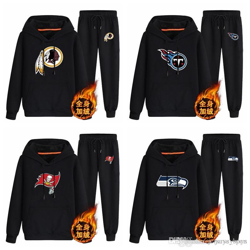 hot sale online 116e4 01312 Washington Redskins Tnessee Ttan Tampa Bay Buccaneers Seattle Seahawks  black 70%cotton 30%polyester Cashmere coordinates