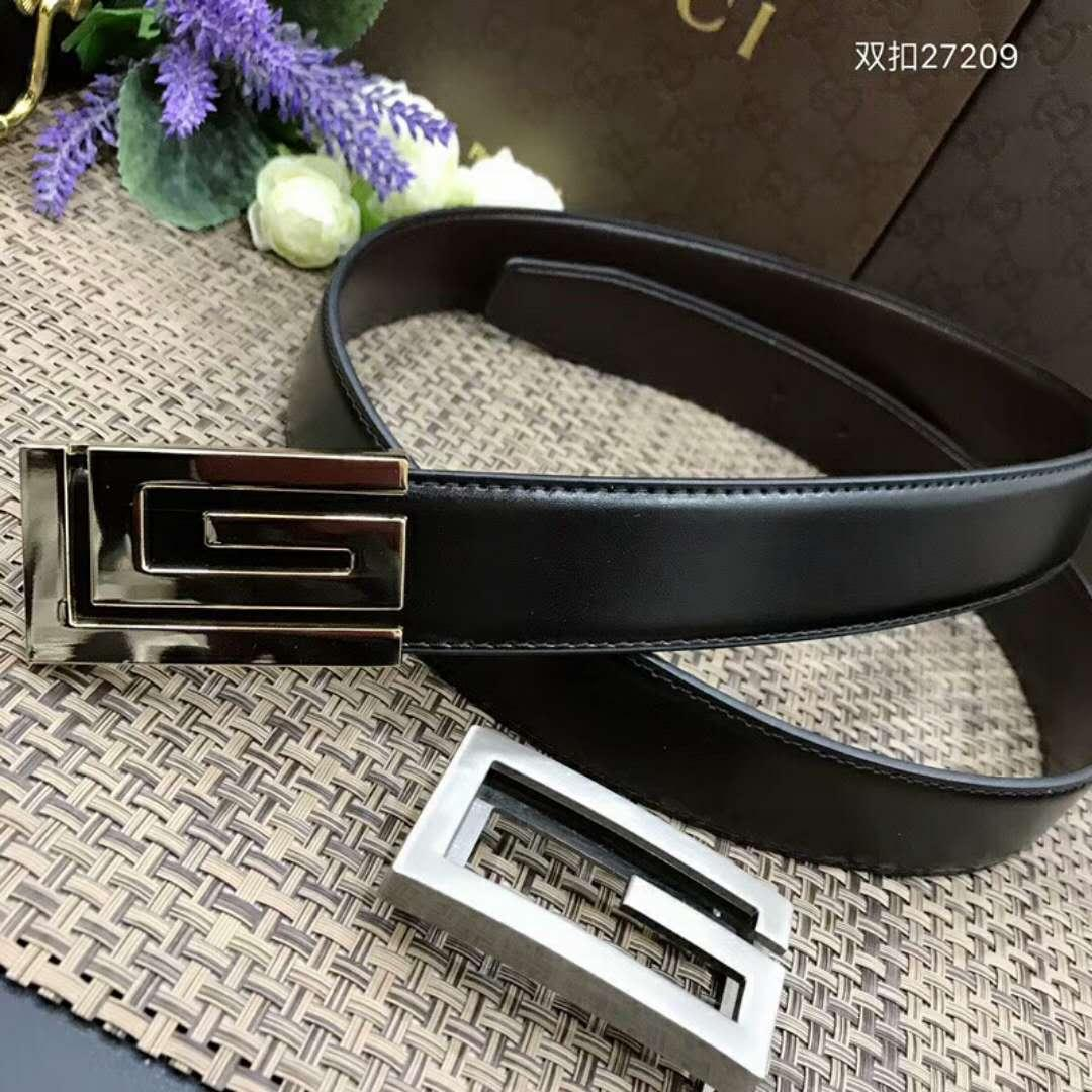 Top Quality G Buckle Luxury Leather Belts Famous Brand Designer Fashion Brand Straps for Men and Women Kid Christmas Gift with Original Box