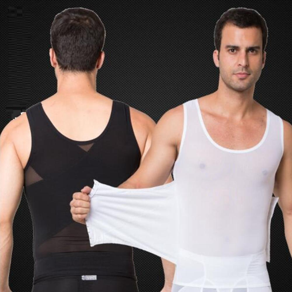 39dc534d1d 2019 Men S Body Shaper Mesh Shapewear For Men Sauna Sweat Suit Steampunk  Tummy Shaper Losing Weight Shapers Man From Meinuo003