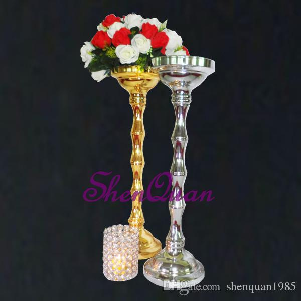 table centrepieces for weddings/iron metal center pieces for wedding table/coffee table decorative flower vase