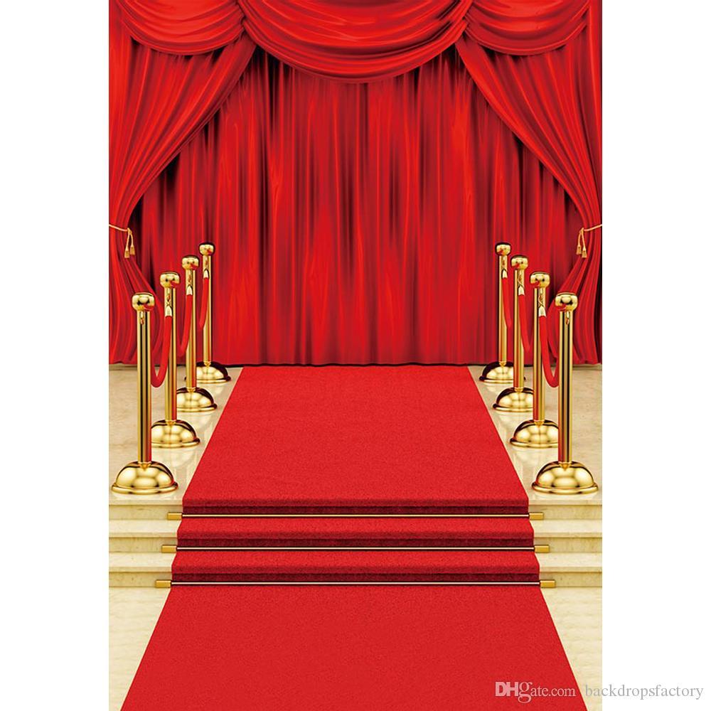 Red carpet backdrop | Etsy
