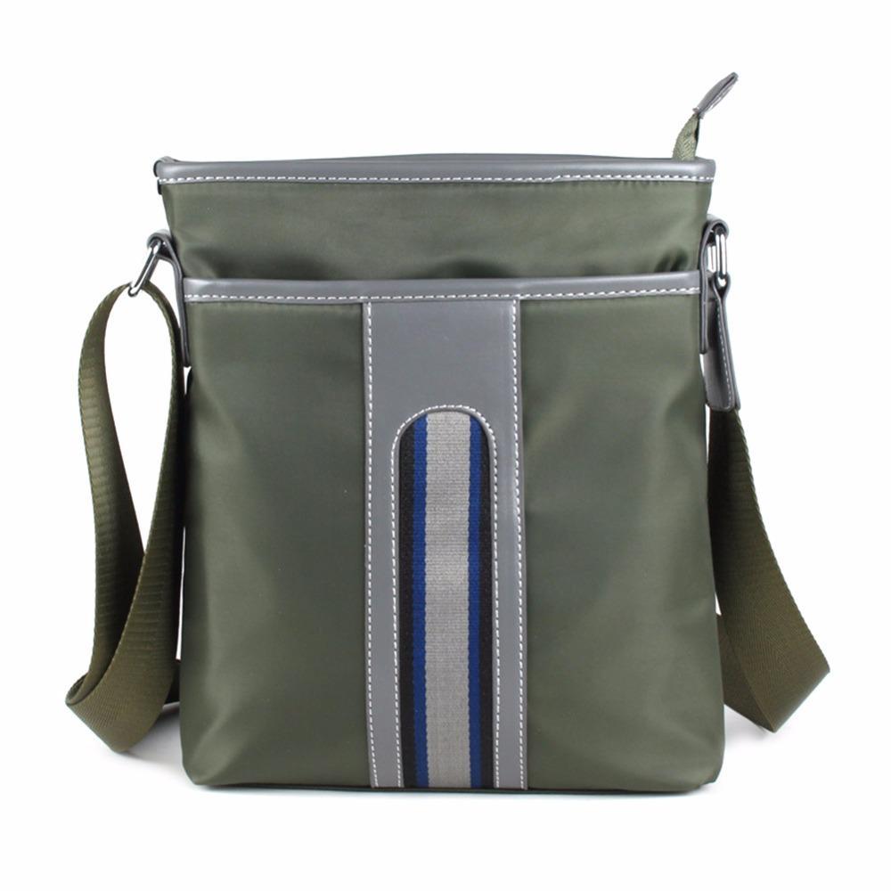 56bc6d660019 Fellibay Men's Shoulder Bag Casual Style Messenger Oxford Nylon Bag  Versatile