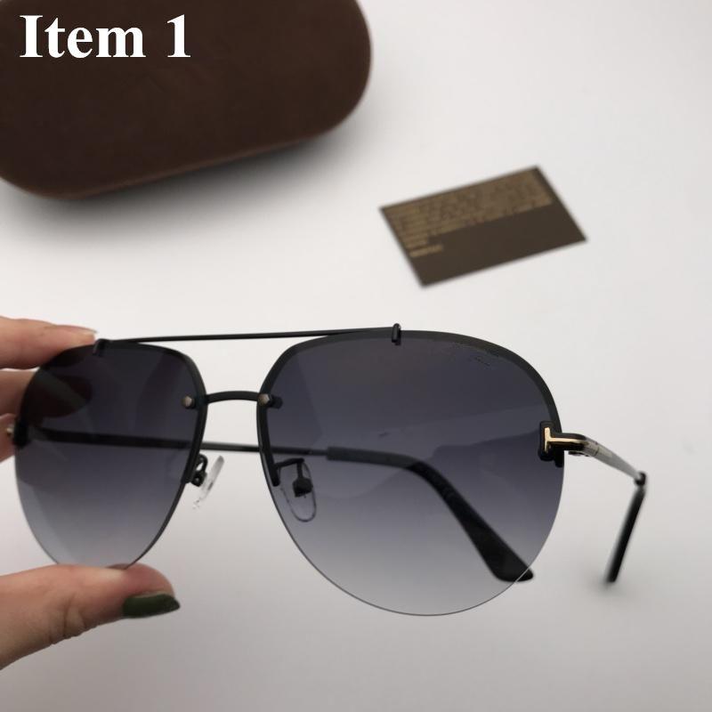98be9f6b22 Amercian Half Frame MEN Women S Sunglasses Conjoined Spectacle Lens Brand Design  Rimless Summer Style Sun Glasses Oculos De Sol MOD 0584 Heart Sunglasses ...