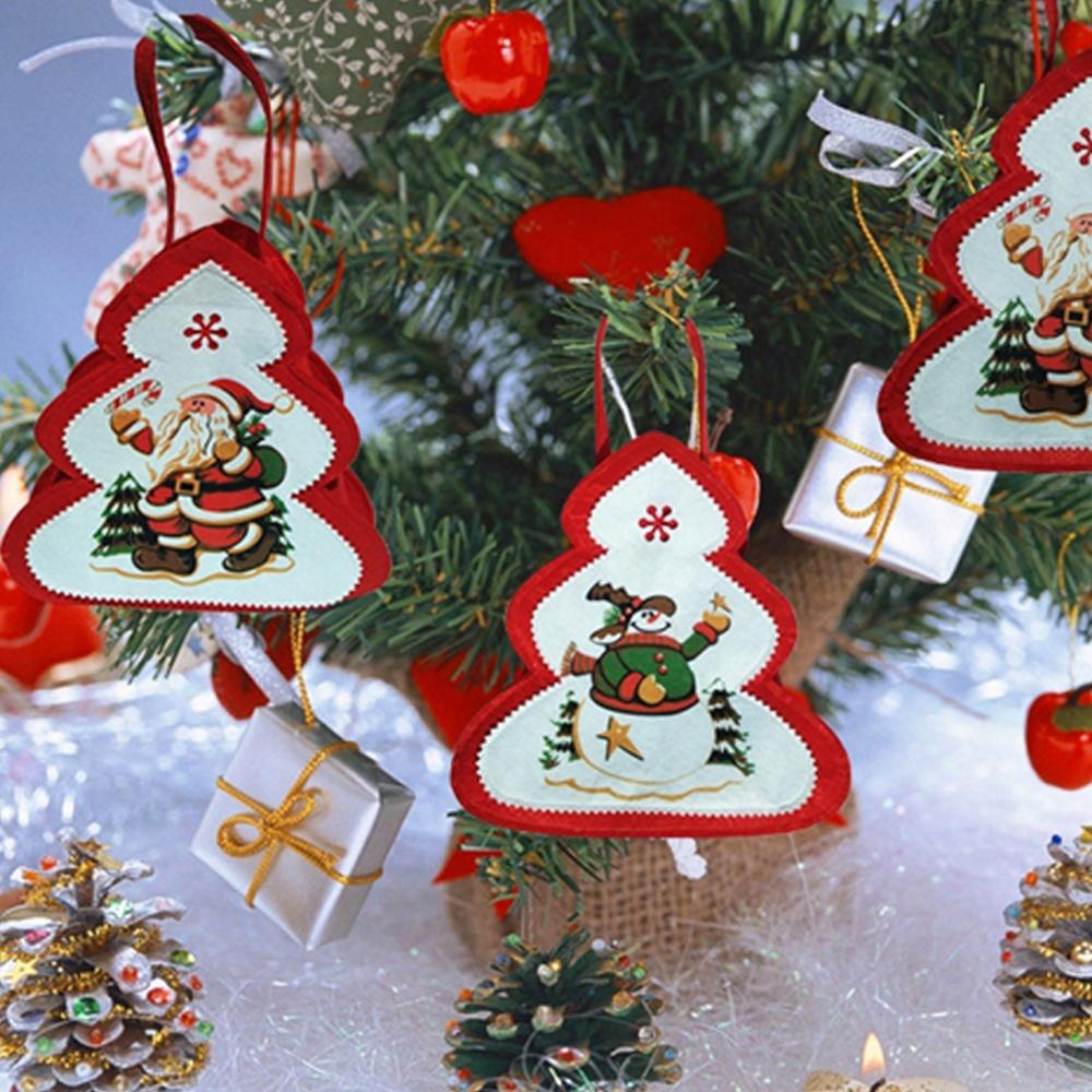 christmas decoration snowman kids tree shaped candy bag home party children gift for christmas decor cheap christmas decorations online cheap christmas - Cheap Christmas Decorations Online