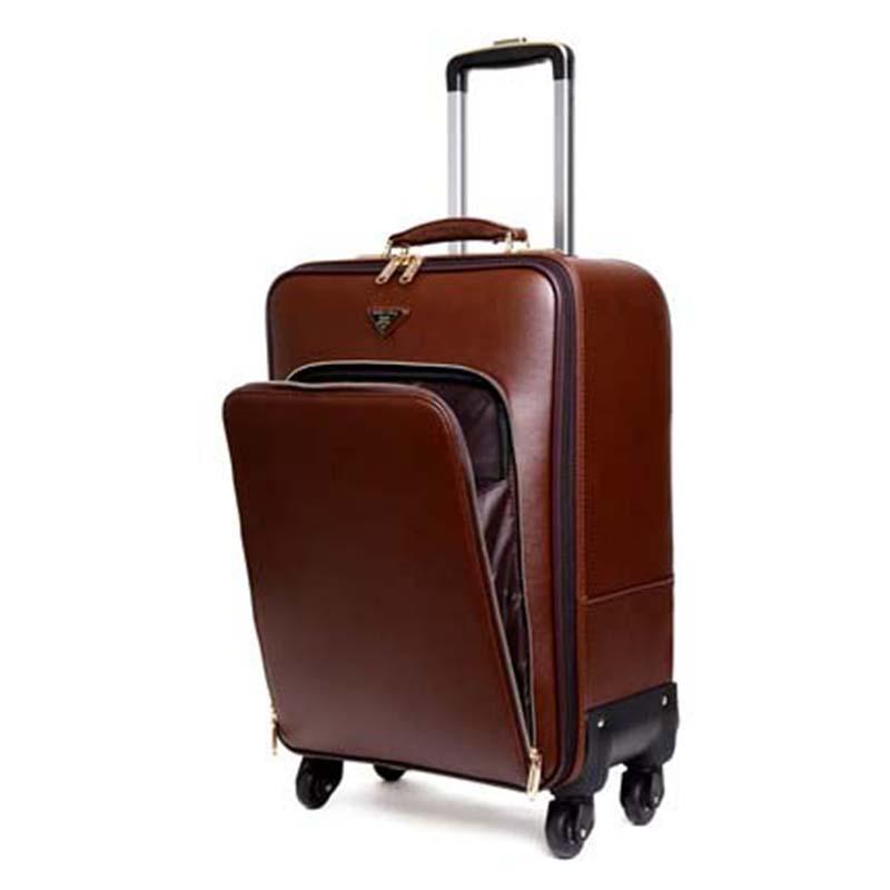 55be8b4b4 Business Trip Spinner Rolling Luggage Men Password Trolley Women Suitcase  Wheels 16 Inch Cabin Travel Bag Trunk Garment Bags Kids Suitcases From  Faaa, ...
