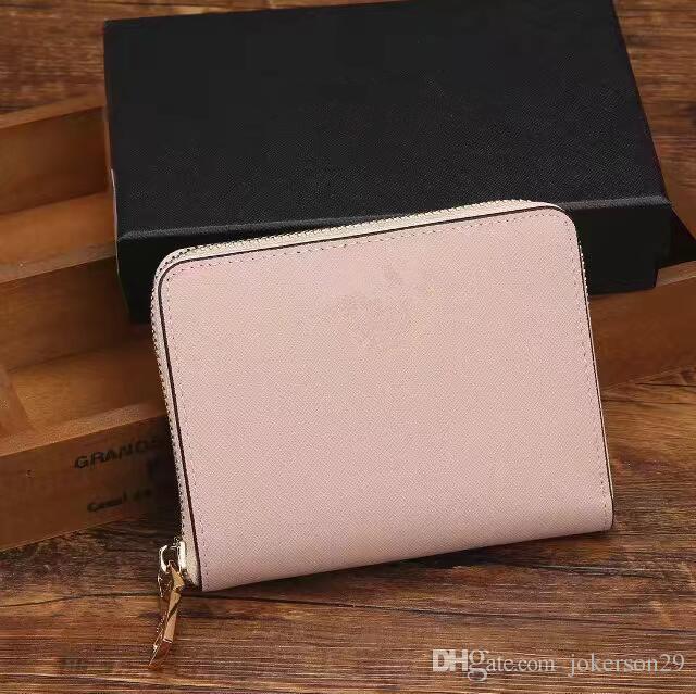 2018 cüzdan çanta Erkekler Cüzdan Yeni Marka Deri Cüzdan, moda Erkekler Çanta Arteira Masculina Kısa Para Cebi Erkekler Çanta ile kutu