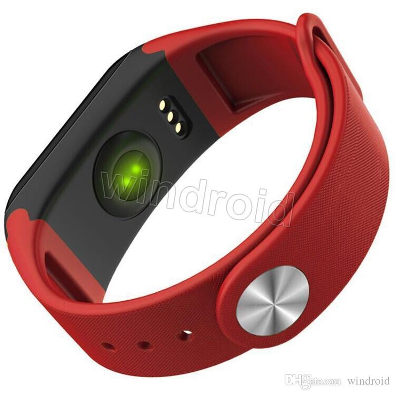 F1 smart watch monitor de oxigênio pressão arterial banda inteligente rastreador de fitness atividade pulseira pedômetro monitor de freqüência cardíaca pulseira inteligente dhl