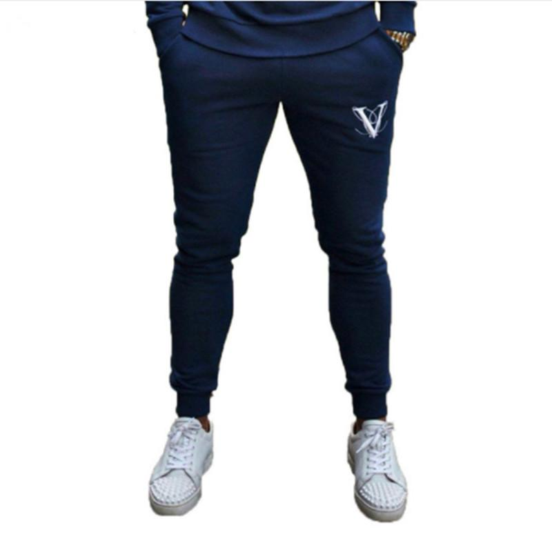 5f2288be2 2019 YEMEKE 2018 New Jogger Pants Men Cotton Comfortable Sweatpants Fitted  Sweat Pants Men Active Casual Trousers Track PantsM XXL From Tielian, ...