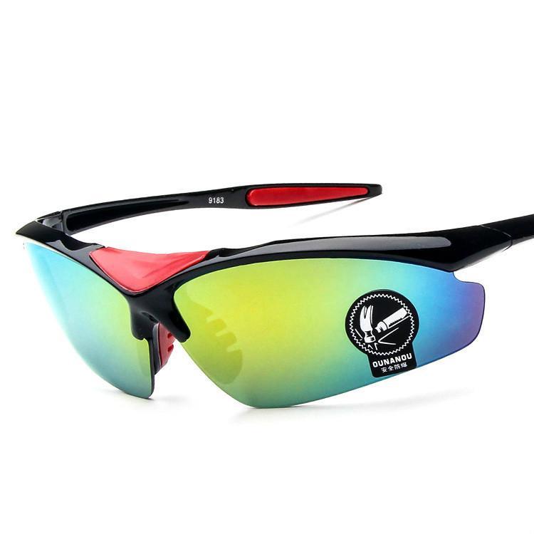 Compre Espelhos De Esportes Europeus E Americanos Esportes Coloridos Óculos  De Sol Homens E Mulheres Óculos De Equitação Ao Ar Livre Esportes Óculos  Atacado ... 91e04e787a