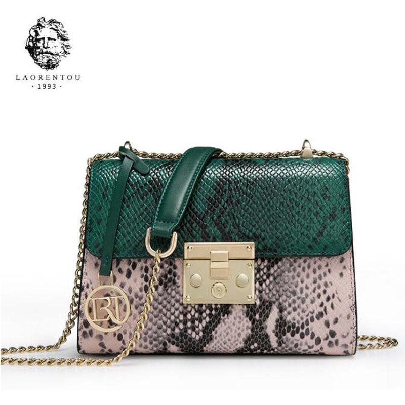 48e2403a32c LAORENTOU Women Luxury Handbags Women Bags Designer Crossbody Bags for  Shoulder Bag Fashion 2018 New Chain Bag Chain Bag Designer Women Bag  Fashion Women ...