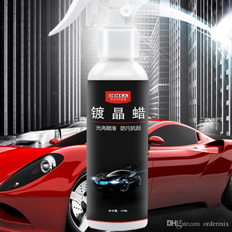 Densa 120ml Anti Scratch Car Paint Crystal Plating Wax