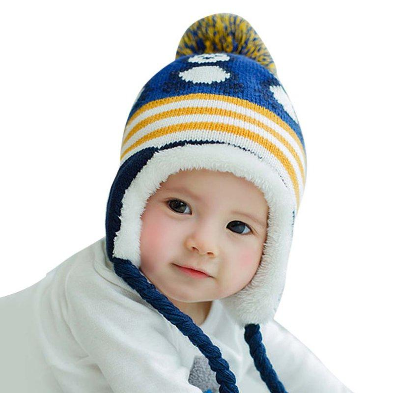 2019 Winter Kids Girls Boys Colorful Hat Children Hedging Cap Hat Cute  Penguin Newborn Baby From Ferdimand d6f38fb2b51b