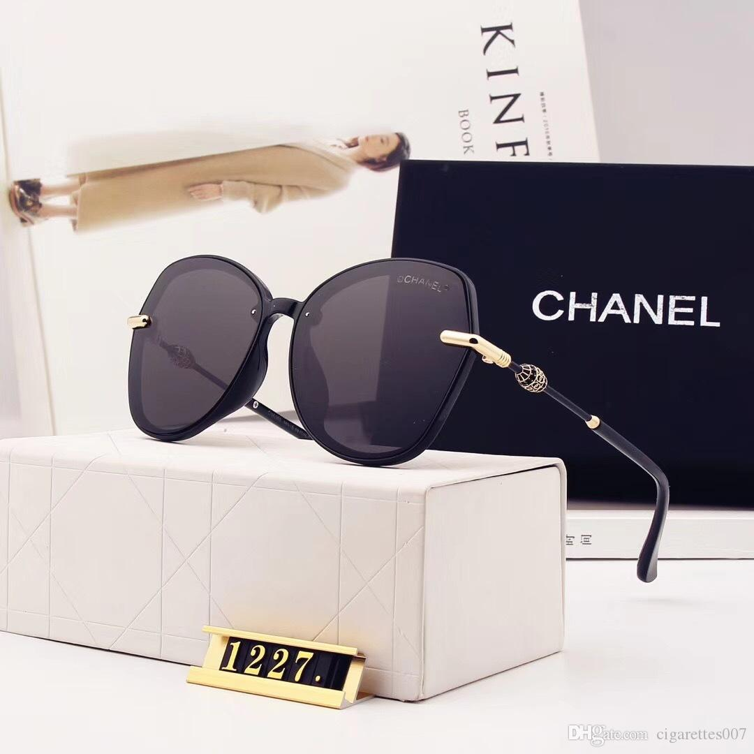 0fab4a30f0 New High Quality Brand Sun Glasses Mens Fashion 1227 Sunglasses Designer  Eyewear For Mens Womens Sun Glasses Sunglasses For Women Cat Eye Sunglasses  From ...