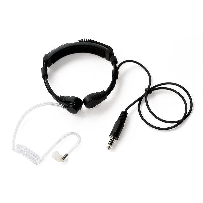 Bouchon d'écoute micro pour casque d'écoute de l'OTAN pour radio CS O7W2