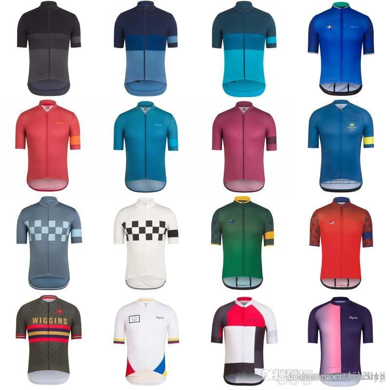 15eaa8112 PAPHA Team Cycling Short Sleeves Jersey Cycling Jersey Hot New ...