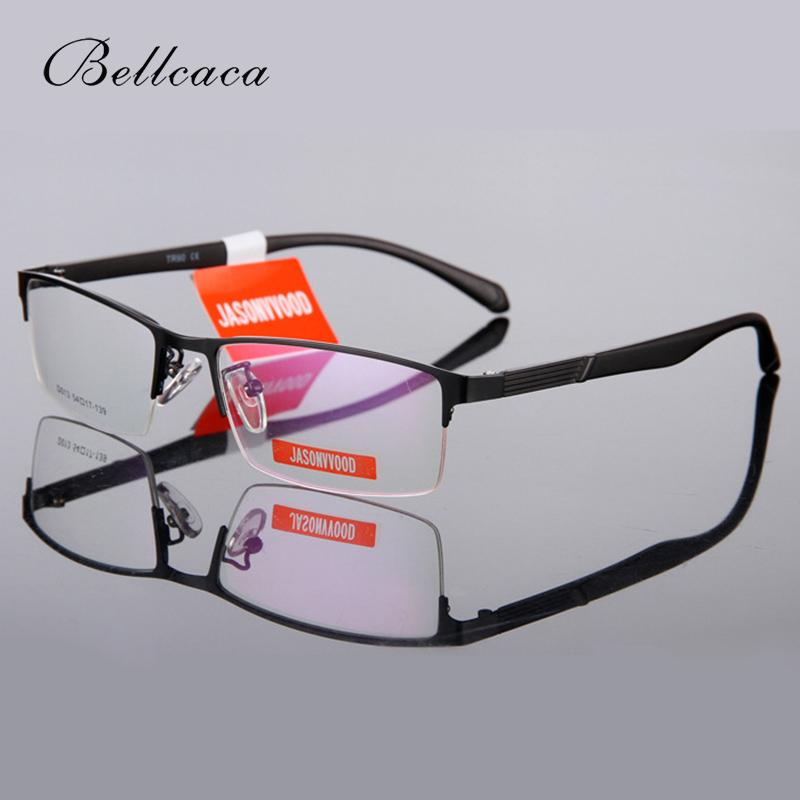 16429f2aa72 Bellcaca Spectacle Frame Men Eyeglasses Computer Myopia Optical ...