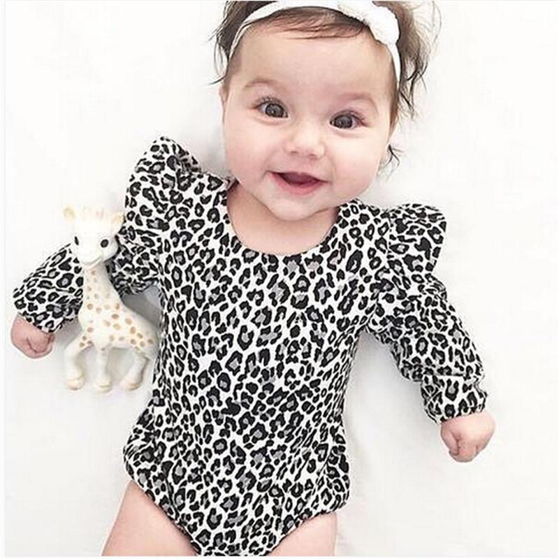 3ea2f45a1 Compre Body Para Bebé Niña Ropa De Algodón Body Para Bebé Bebes Ropa De  Manga Larga Mono Para Bebé Estampado Ropa De Una Pieza A  39.68 Del  Ferdimand ...