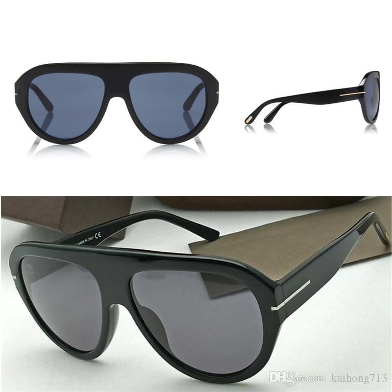 7ca52acc26da9 Compre Nova AAAAA 589 Marca De Moda De Impressão De Luxo Clássico Esportivo  Óculos De Sol Óculos De Melhor Qualidade De Metal Dos Homens E Mulheres  Modelos ...