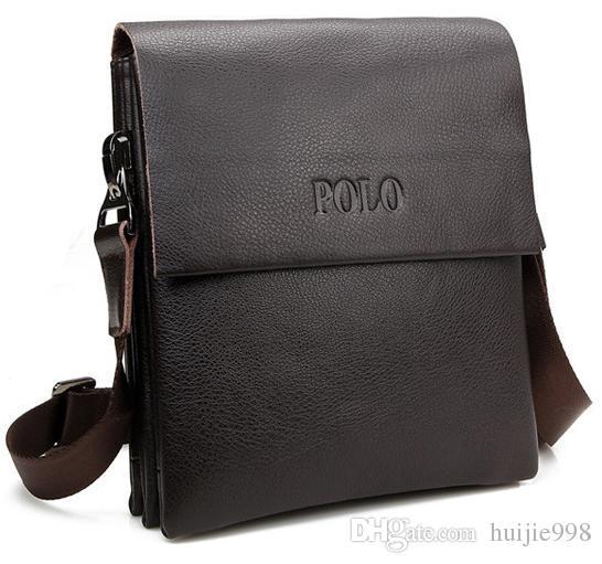 Wholesale Custom Men Leather Shoulder Bag Messenger Bag Double Men s ... b2a41d4d883f4
