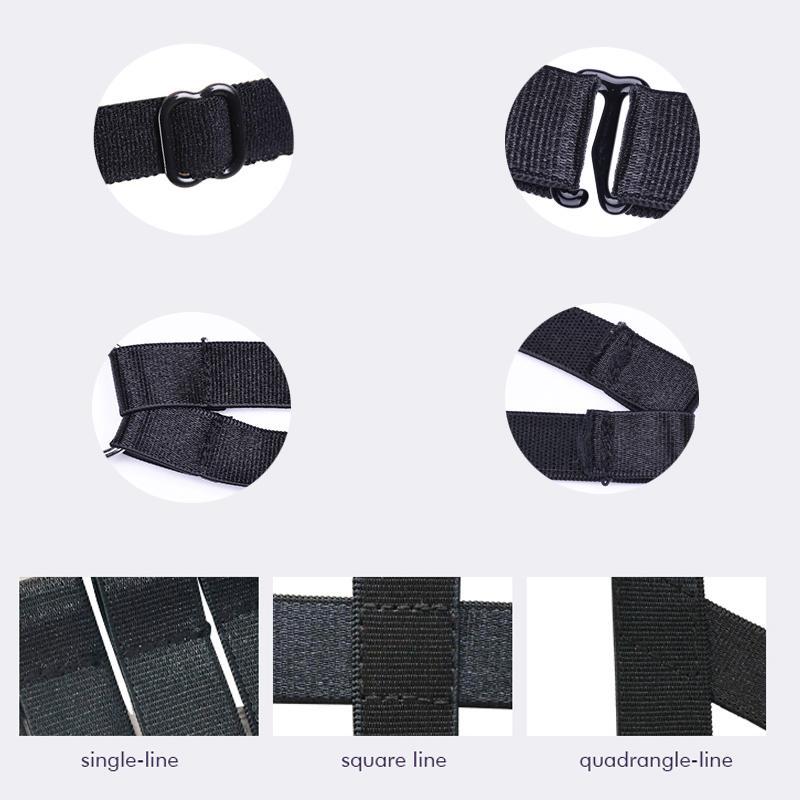 Women Body Belt Harness Bra Crop Top Adjustable Elastic Cage Bondage Stocking Gothic Sexy Harajuku Harness Exotic Bras