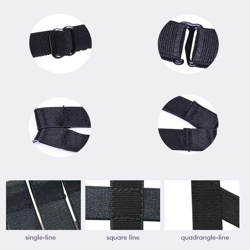 Womens Body Harness Bra Lingerie Sexy Elastic Cage Underwear Bondage Garter Belt Black Goth Fetish Exotic Body Belt