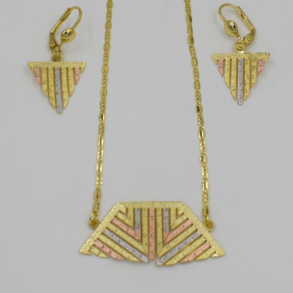 2018 Fashion Jewelry Fashion High Quality Gold Jewelry Italy 750