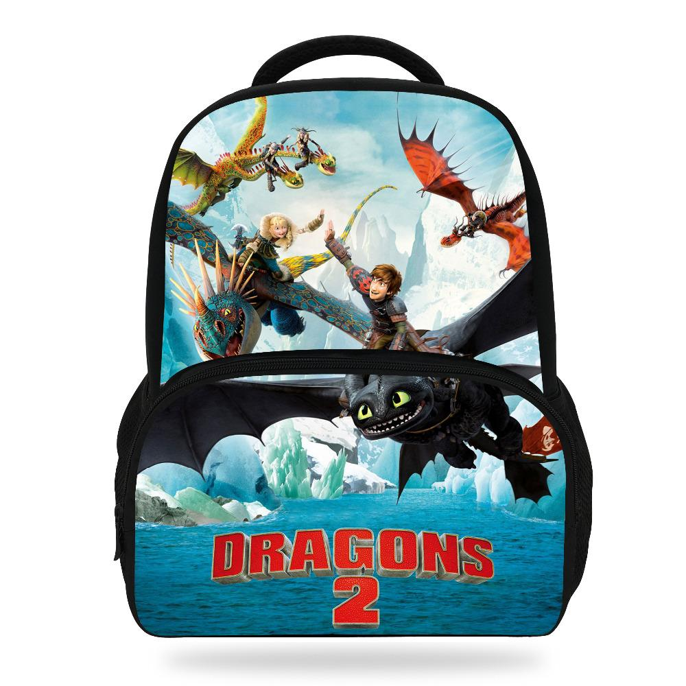 14Inch Hot Sale Cartoon Bag For Children How To Train Your Dragon Backpack  For Kids School Boys Girls Bookbags Backpack Bags Girls Bags From  Ajshoesstore 07b005bbbae7f