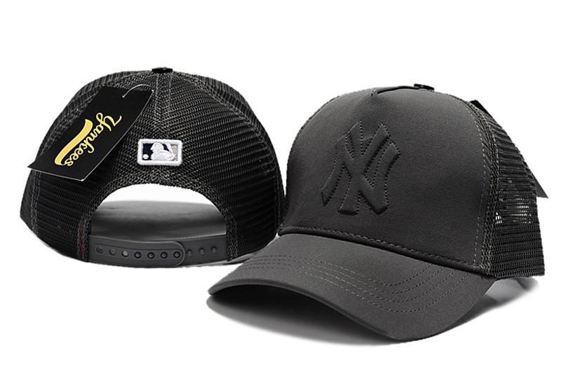 Famous Brand Men S Women S NY Baseball Caps Fashion Luxury Unisex Hip Hop  Adjustable Hats Autumn Outdoor Snapback Cap Flat Caps Trucker Caps From ... 18c8a51938